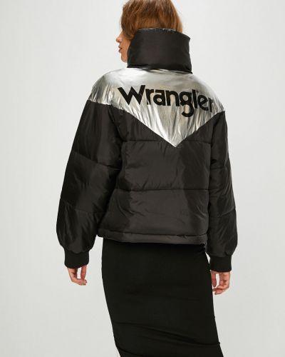 Стеганая куртка с карманами утепленная Wrangler