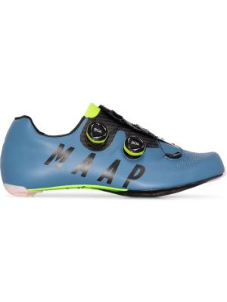 Синие туфли на шнуровке на шнуровке Maap
