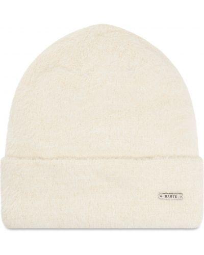 Beżowa czapka beanie Barts