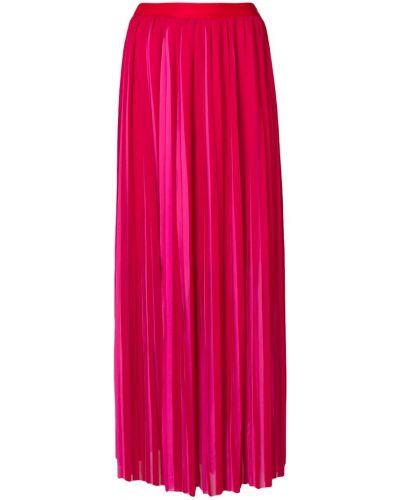Плиссированная юбка макси с завышенной талией Karl Lagerfeld