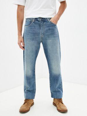 Голубые турецкие джинсы Levi's®  Made & Crafted™