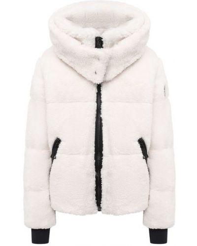 Пуховая куртка - белая Sam.