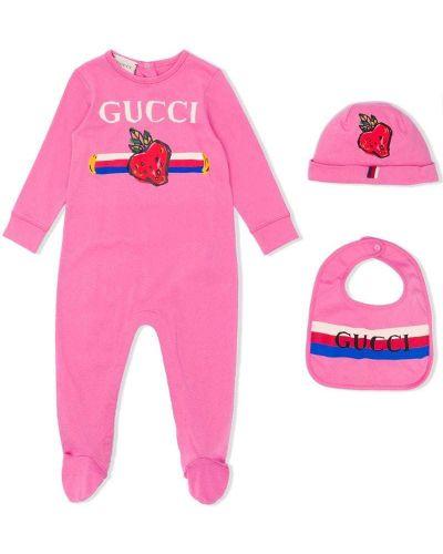 Пижама розовый Gucci Kids