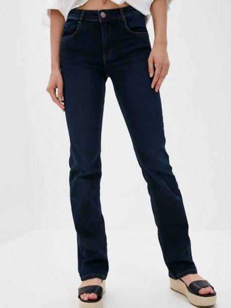 Синие прямые джинсы Pantamo