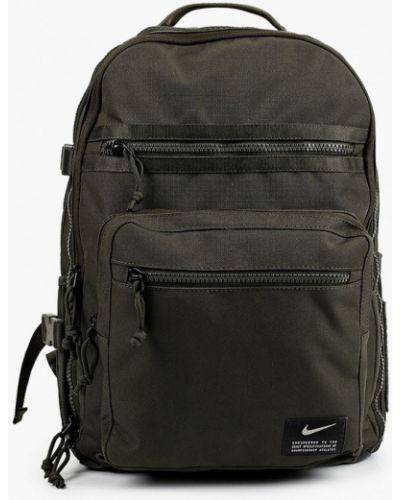 Зеленый рюкзак Nike