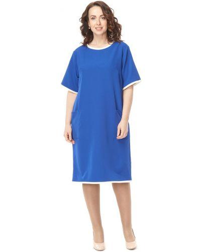 Летнее платье миди деловое Amarti