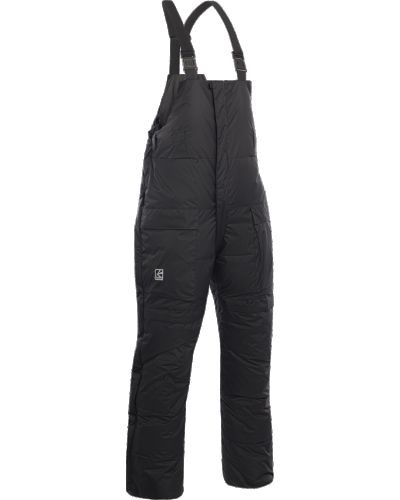 Теплые пуховые брюки закрытые Bask