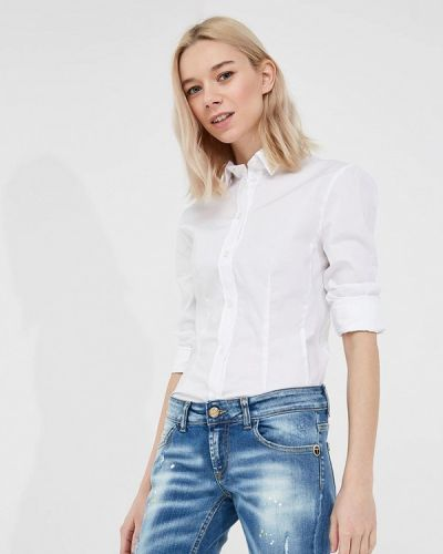 Белая рубашка Frankie Morello