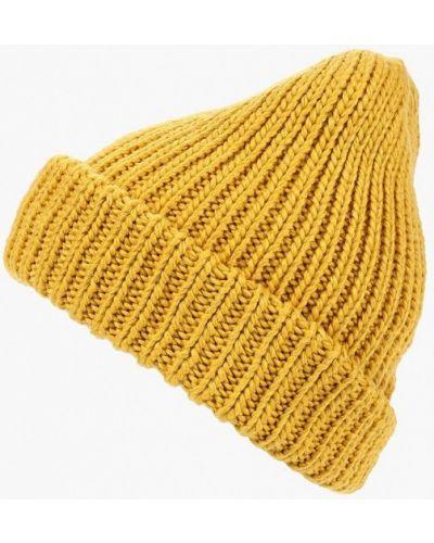 Желтая шапка осенняя Pieces
