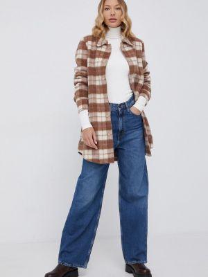 Шерстяное пальто Woolrich