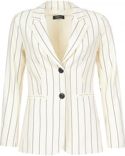 Шерстяной пиджак - белый Twin-set