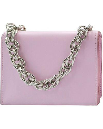 Сумка с карманами - розовая B.elit
