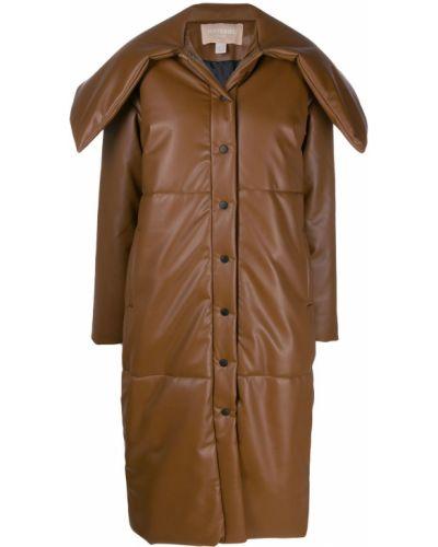 Пальто с капюшоном Matériel