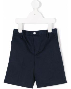 Синие шорты Amaia