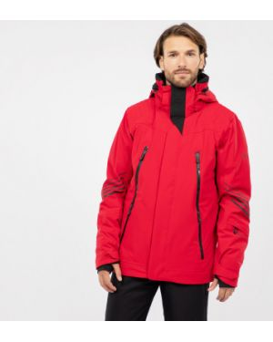 Куртка с капюшоном утепленная спортивная Volkl