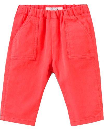 Красные брюки Bonpoint