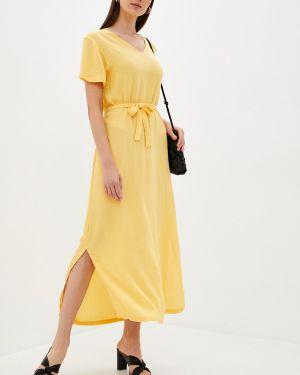 Платье прямое весеннее Ichi