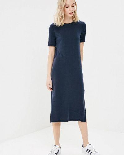 Синее платье Befree