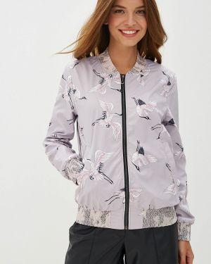 Куртка весенняя розовая Dlys