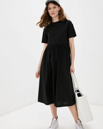 Черное платье Savage