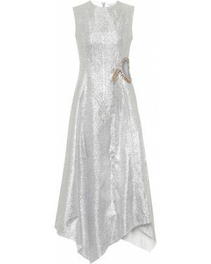 Платье миди футляр для полных Jw Anderson