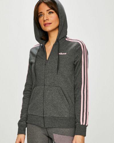 Кофта на молнии с капюшоном Adidas Performance