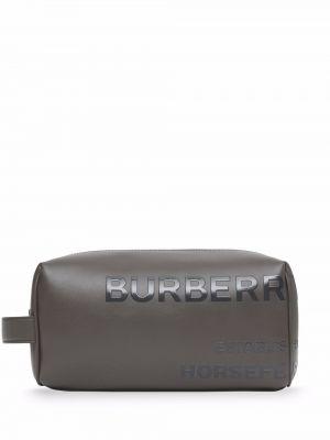 Torba srebrna Burberry