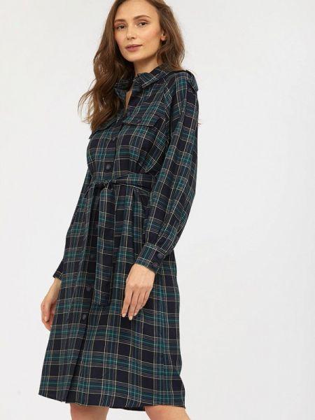 Платье платье-рубашка весеннее Calista