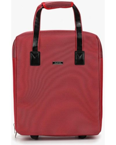 Текстильная дорожная сумка - красный Polar