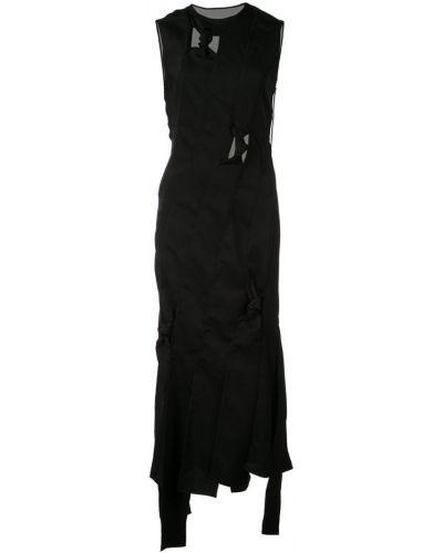 Платье платье-солнце приталенное Rejina Pyo
