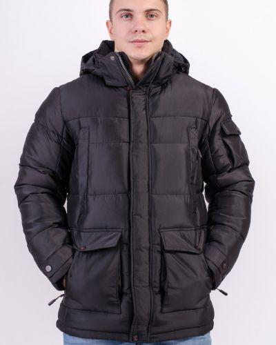 Флисовая куртка - черная Avecs