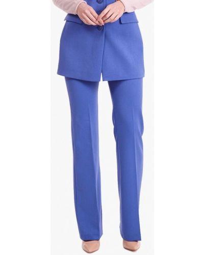 Синие брюки Vladi Collection