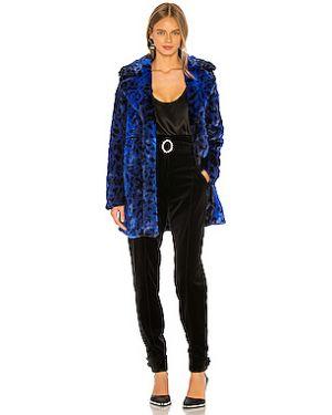Пальто пальто синее Nbd