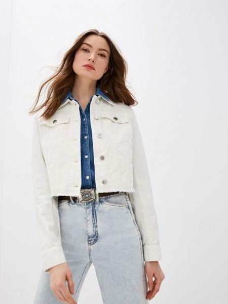 Спортивная куртка джинсовая весенняя Sportmax Code
