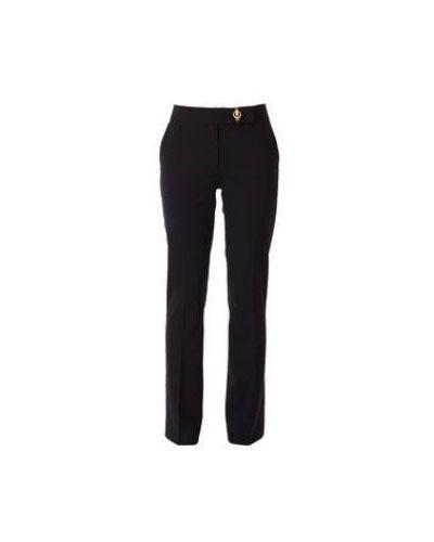 Черные летние брюки Class Cavalli