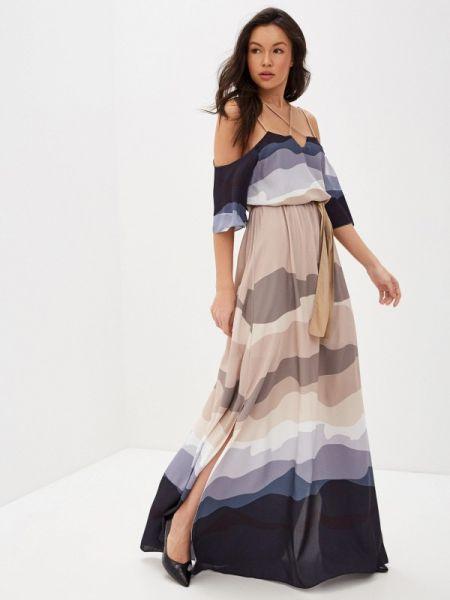 Платье - бежевое Lança Perfume