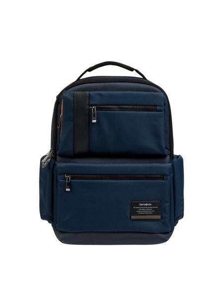 Plecak na laptopa - niebieski Samsonite