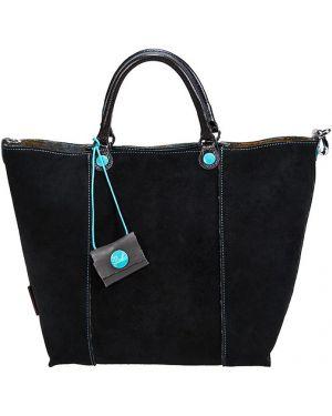 Текстильная сумка - черная Gabs