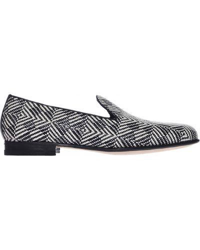 Кожаные туфли - белые A.testoni