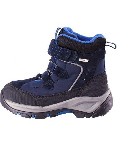 Ботинки синие Reima