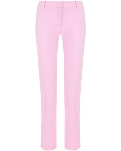 Укороченные брюки со стрелками с карманами Emilio Pucci