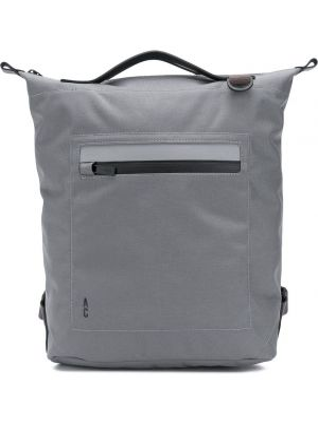 Серая нейлоновая дорожная сумка Ally Capellino