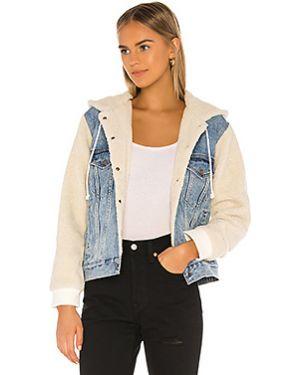 Кожаная куртка с капюшоном с карманами Levi's®