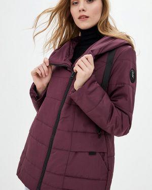 Красная теплая куртка Modniy Oazis
