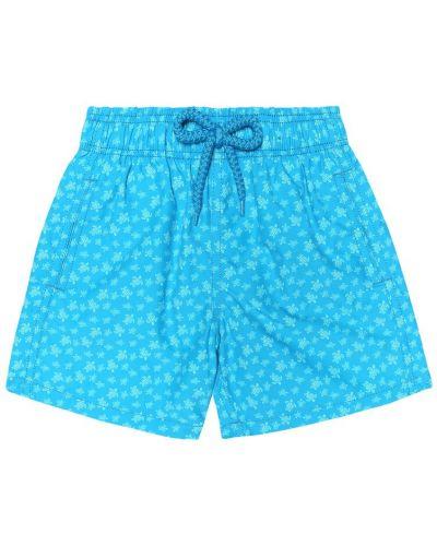 Синие плавки Vilebrequin Kids