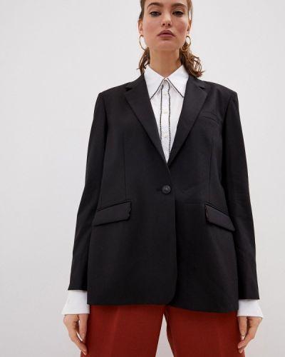 Черный пиджак Gerard Darel