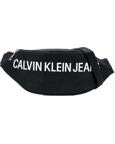 Torba sportowa, czarny Calvin Klein Jeans