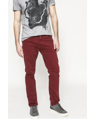 Прямые брюки с карманами с поясом Medicine
