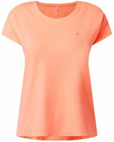 T-shirt - pomarańczowa Only Play