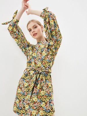 Прямое платье А-силуэта Rinascimento